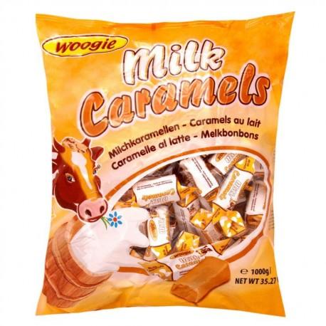 Mléčné karamelové bonbóny - Woogie 1 kg