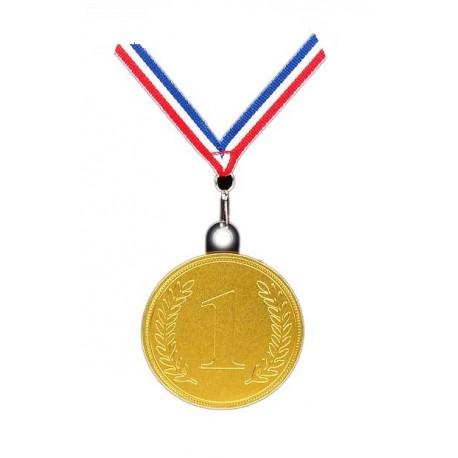 Mléčná čokoládová medaile - Large 23 g