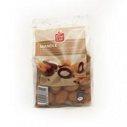 Mandle v mléčné čokoládě a skořici - Fine Life 300 g
