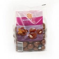 Mandle v mléčné čokoládě - Fine Life 300 g