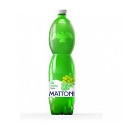 Bílé hrozny perlivá minerální voda Mattoni 1x1,5l