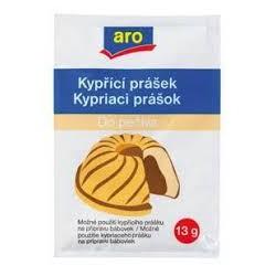 Kypřící prášek do pečiva - Aro 13 g