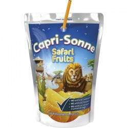 Safari Fruits nápoj Capri Sonne 200 ml