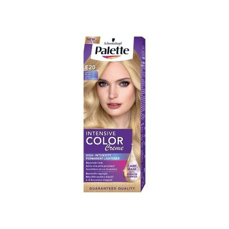 Palette Intensive Color Creme E20 Super blond