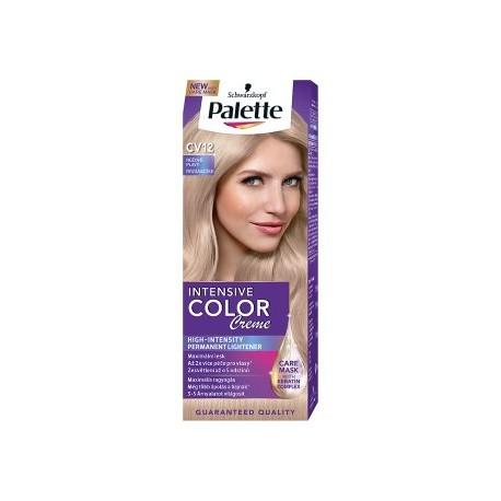 Palette Intensive Color Creme CV12 Růžově plavý