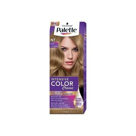 Palette Intensive Color Creme N7 Světle plavý
