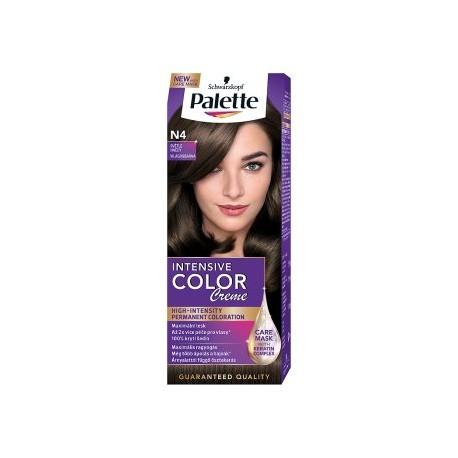 Palette Intensive Color Creme N4 Světle hnědý