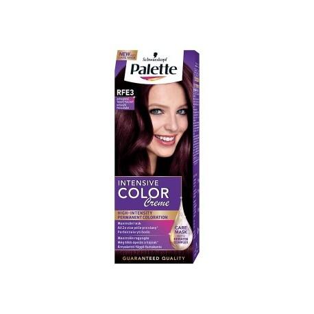 Palette Intensive Color Creme RFE3 Tmavě fialový