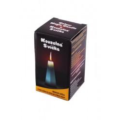Kouzelná svíčka čtyřstěnná pyramida
