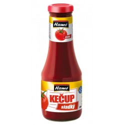 Kečup sladký - Hamé 500 g