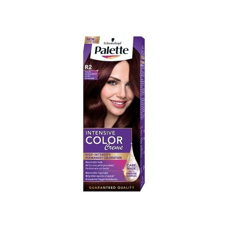 Palette Intensive Color Creme R2 Tmavě mahagonový