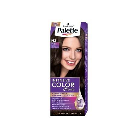 Palette Intensive Color Creme N3 Středně hnědý