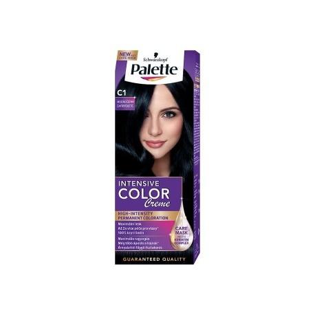 Palette Intensive Color Creme C1 Modročerný