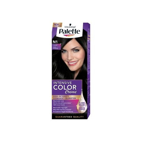 Palette-intenzivní černá N1
