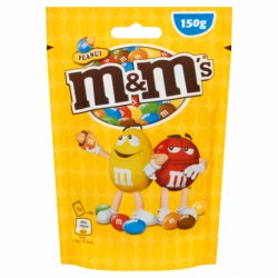 M&M arašídové 150g