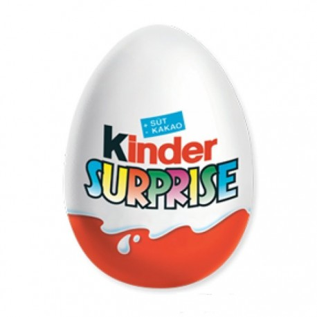 Kinder Surprise - The Happos Family 36 ks
