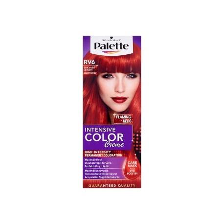 Palette Intensive Color Creme RV6 Šarlatově červený
