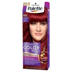 Barva na vlasy Schwarzkopf Palette Intensive Color Creme RI5 Intenzivní červený 1x50ml