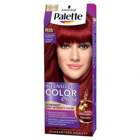 Palette Intensive Color Creme R15 Intenzivní červený