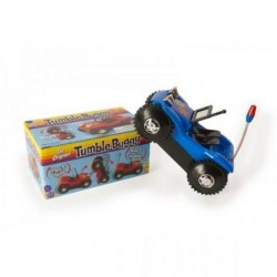 Nezastavitelné autíčko modré