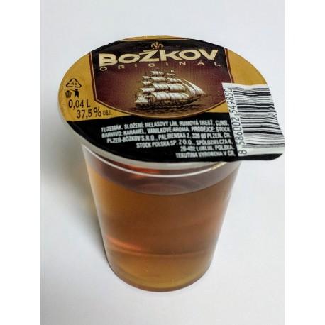 Rum Božkov originál 37,5% 1x0,04l