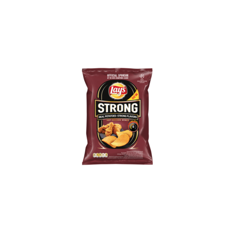 Chipsy Strong Chicken Wings - Lay's 77g