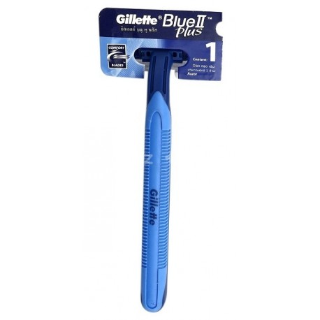 Pohotová holítka BlueII Plus Sensitive - Gillette