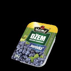 Džem jablečno-borůvkový - Borůvka - Hamé 48x20g