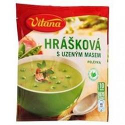 Polévka hrášková s uzeným masem - Vitana 5x64g