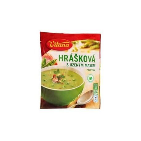 Polévka hrášková s uzeným masem - Vitana 64g
