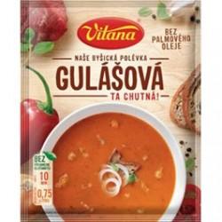 Polévka gulášová - Vitana 6x127g