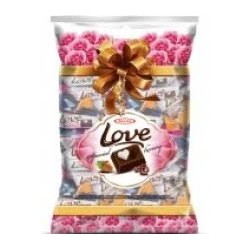 Čokoládové bonbóny LOVE - tayas 1kg