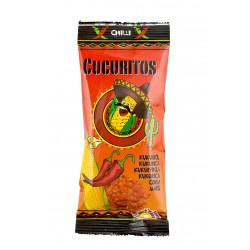 Kukuřice pražená chilli - Cucuritos 1x30g