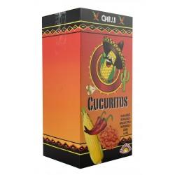 Kukuřice pražená chilli - Cucuritos 60x30g