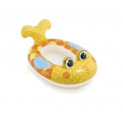 Dětský nafukovací člun Ryba - Intex