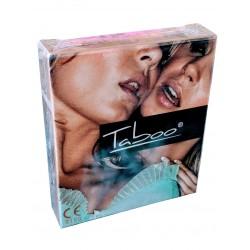Kondomy - 3 ks 53 mm - Luxury Taboo