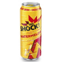 Big Shock Exotic juicy energetický nápoj 1x0,5l