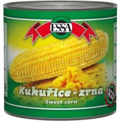 Konzervovaná potravina kukuřice zrna ESSA 340g