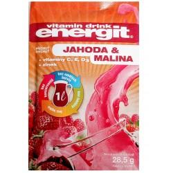 Energit vitamínový drink jahoda&malina