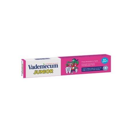 Zubní pasta dětská 6+ Jahodová - Vademecum 75ml
