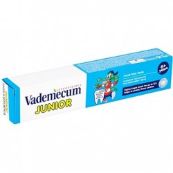 Zubní pasta dětská 6+ Fresh Mint - Vademecum 75ml