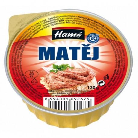 Paštika Matěj - Hamé 120g