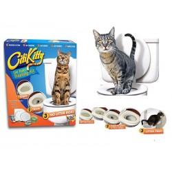 Záchodové prkénko pro kočku CitiKitty Cat Toilet