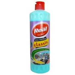 Real levandule tekutý čistící prášek 600g
