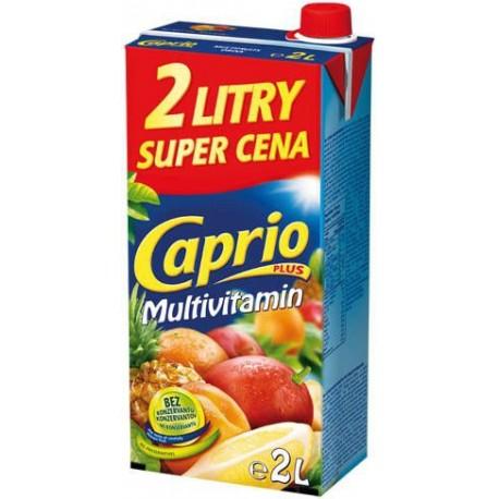 Caprio plus multivitamín 2litry