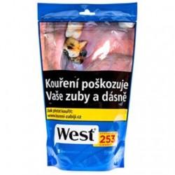 Cigaretový tabák West blue 1x105g