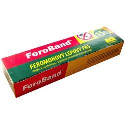 Feromonový lapač potravinových molů - FeroBand 1x15 ks