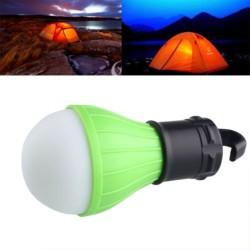Osvětlení do stanu LED žárovka - zelená