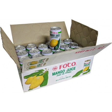 Mango džus - FOCO 24x350 ml