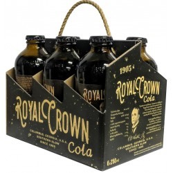 Royal Crown Cola sklo 6x250ml